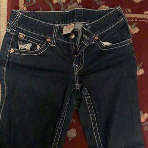 Women's True Religion Skinny Jeans
